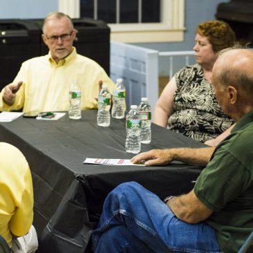 Bill Lawrence Underhill Candidate Forum