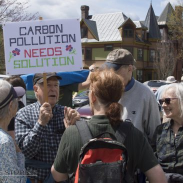 Montpelier Climate March