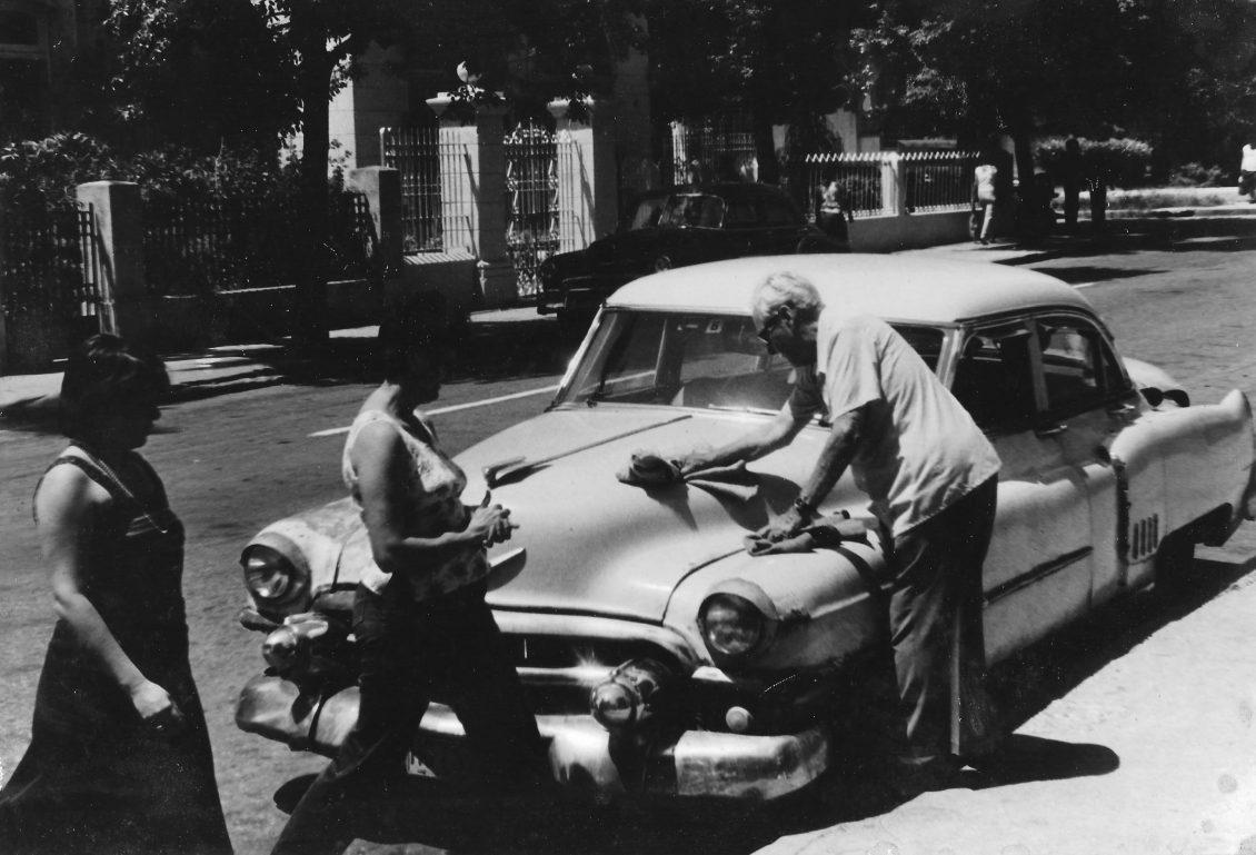 Cuba 1986 Havana 1956 Cadillac