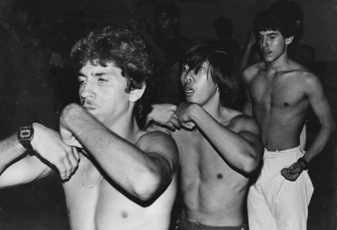 Cuba 1986 Martial Arts