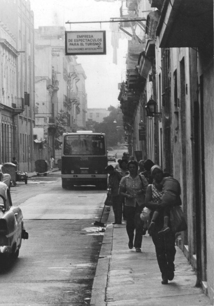 Havana Cuba 1986
